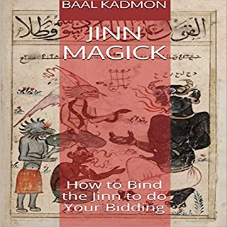 Jinn Magick audiobook cover art