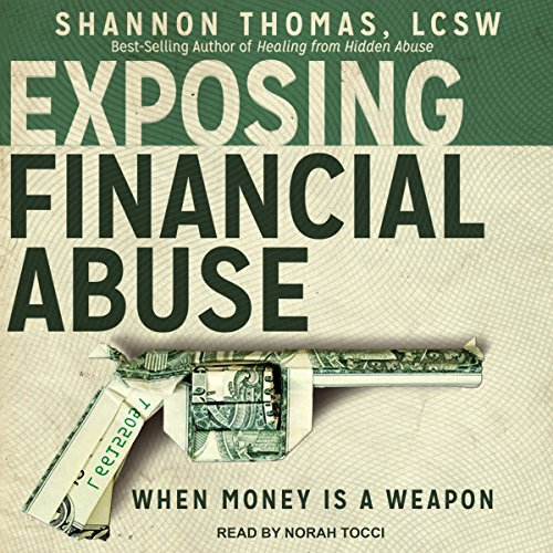 Exposing Financial Abuse audiobook cover art
