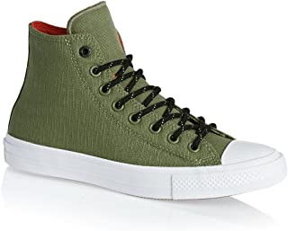 Trainers – Converse Chuck Taylor All Star Chuck II Shied Shoes – Anti-Fatigue Green/señal Red