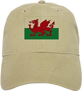 Welsh Red Dragon Cap Baseball Cap