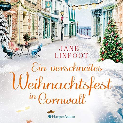 Ein verschneites Weihnachtsfest in Cornwall Titelbild