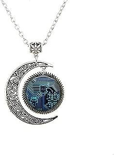circuit necklace