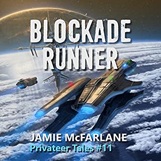 Blockade Runner cover art