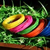 Pluma 3D Filamento PCL FOCHEA Materiales de Impresión 3D de Filamento PCL 20 Colores 1.75 mm, 6.1M Cada Color para Lápiz 3D #5