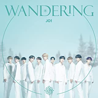 【Amazon.co.jp限定】WANDERING(初回限定盤A)CD+DVD(メガジャケ付)