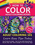 Colored Pencils For Coloring Books Review and Comparison