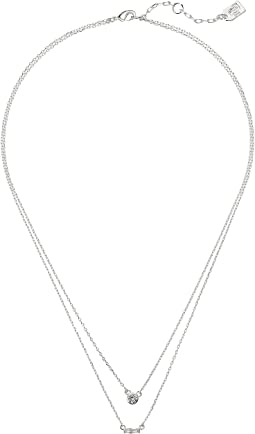 LAUREN Ralph Lauren - 16 Inches 2 Row Pendant Layered Necklace