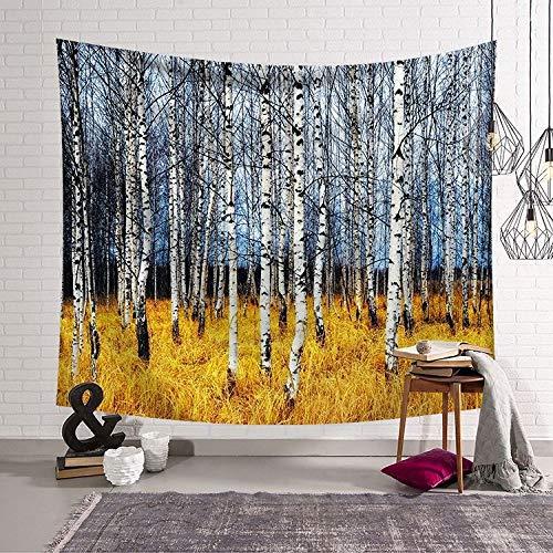 mmzki Nordic Hang Art tapicería de Pared tapicería decoración del hogar Hermosos paisajes LS-WMFJ009 200x150