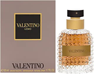 Valentino Uomo Valentino For Men -Eau De Toilette, 50 ml-