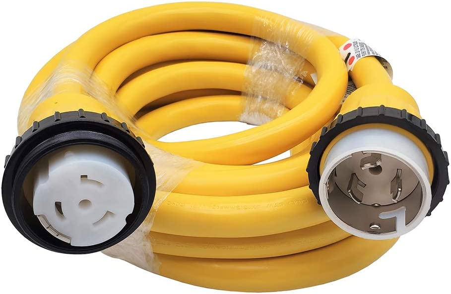 Parkworld 60936 Marine Shore Power 50 Cord Extension SS2-50P Max Topics on TV 55% OFF AMP