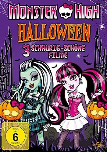 Monster High: Halloween Box [3 DVDs]
