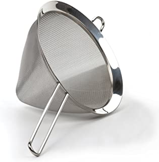 RSVP Endurance Stainless Steel 8 Inch Conical Strainer