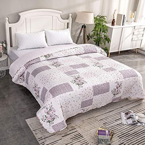 Tagesdecke aus Baumwolle bedruckte Tagesdecke...