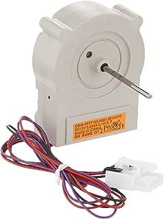 lg freezer fan motor