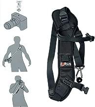 Focus F-1 Long Neck Sling Shoulder Belt Camera Strap Quick Rapid Capture for SLR DSLR