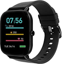 """NDur Smart Watch, Fitness Tracking 24/7 Heart Rate Monitor, Activity Tracker with 1.3"""" Full Touch Screen, Smartwatch with ..."""