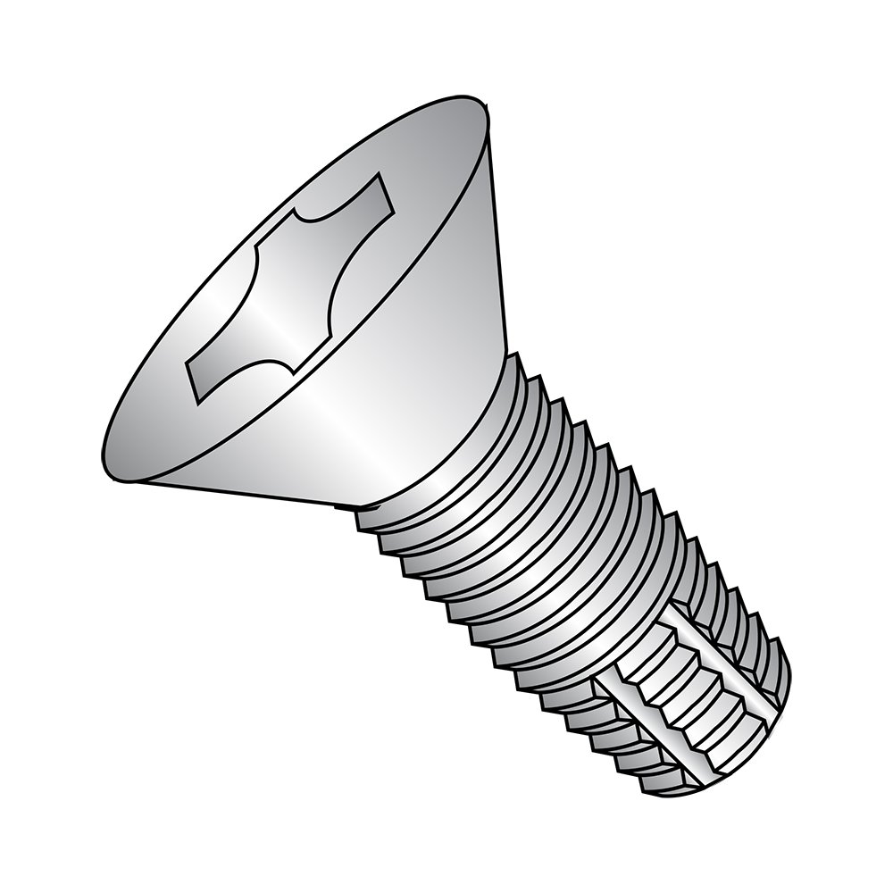18-8 Stainless Steel Thread Cutting Plain 82 Degr Outlet SALE Finish mart Screw