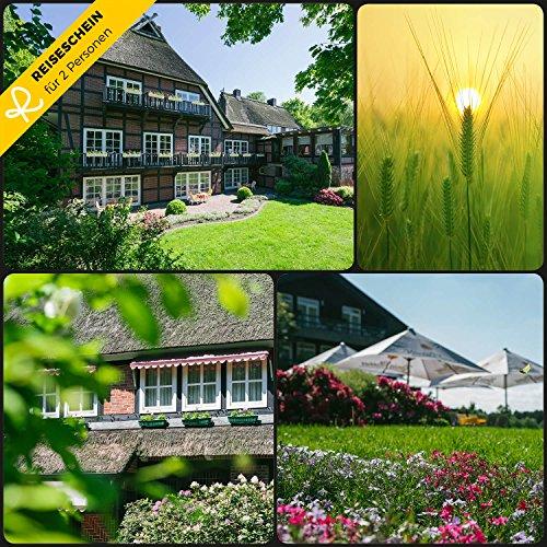 Viaje faros–3días en el Hotel höpen rústico en la lünebu rger Heide–cupones kurzreise Viajes viaje regalo
