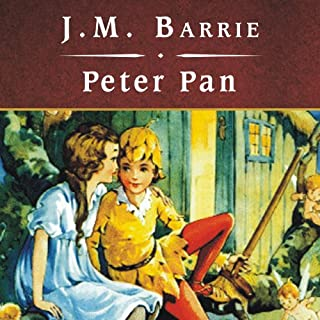 『Peter Pan』のカバーアート