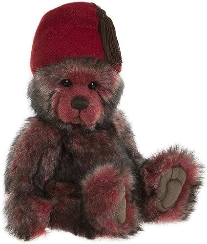 Venta al por mayor barato y de alta calidad. Charlie Bears TC Osito Oso de 2018 2018 2018 Secret Colección Limitada Edición de 3000 Mundial  salida