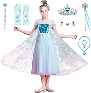 Best christmas princess dress Reviews