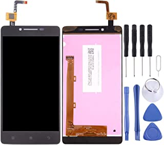 SHUHAN LCD Screen Phone Repair Part LCD Screen and Digitizer Full Assembly for Lenovo Lemon K3 / K30-T / A6000 / K30-W Mob...