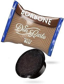 BORBONE CAPSULE DON CARLO BLU - BOX 50 CAPSULE