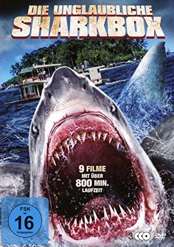 Die unglaubliche Sharkbox [Alemania] [DVD]