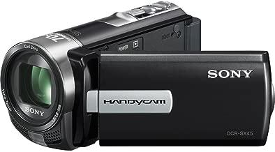 Sony DCR-SX45E Compact Handycam(R) Camcorder - PAL System