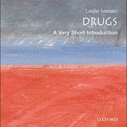Drugs audiobook cover art