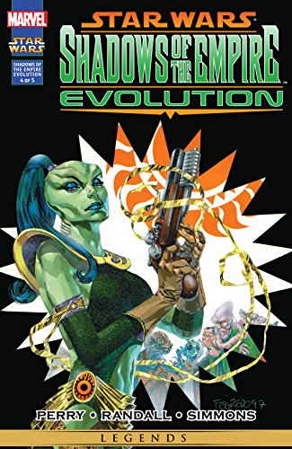 Star Wars: Shadows of the Empire - Evolution (1998) #4 (of 5) (English Edition)