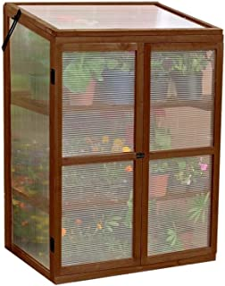 Gardman 7652 Wooden Cold Frame and Growhouse, FSC Certified Timber, 22