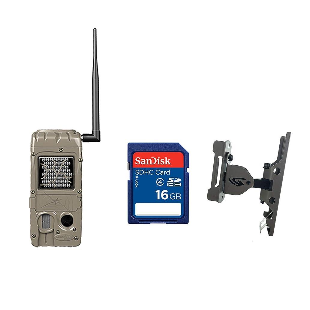 Cuddeback 20 Megapixel Trail Camera + 16GB SD Memory Card + Game Camera Mount