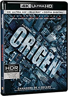 Origen 4k Uhd [Blu-ray] (B076F6W8BY) | Amazon price tracker / tracking, Amazon price history charts, Amazon price watches, Amazon price drop alerts