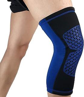 YUJY Kyncilor Patella Belt 1 pair Pioneer outdoor genuine knee pads hiking hiking knee pads sports men and women knee pads breathable knee pads 24 springs