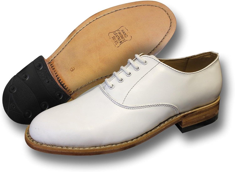 Marinskor Marinskor Marinskor i vit läder för män  kvalitetsgaranti