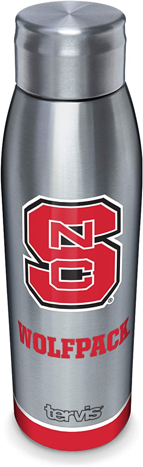 Tervis Mail order Quality inspection cheap North Carolina State Wolfpack Tum Insulated Triple Walled