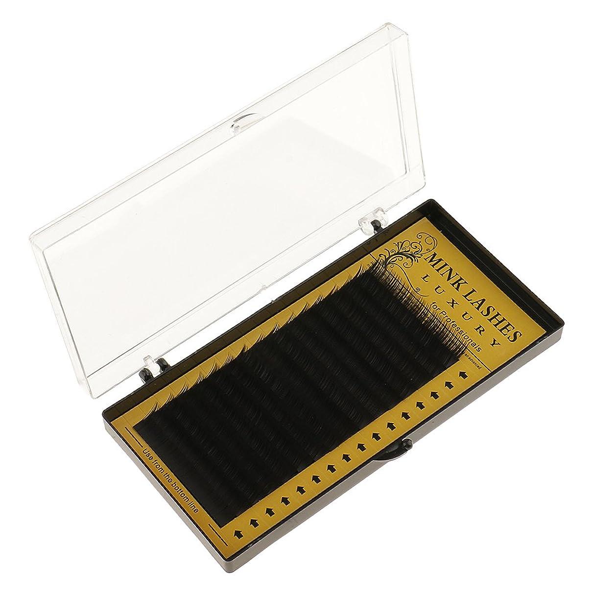 以上外向き今までPerfeclan 約8-12mm プロ サロン まつげエステ ナチュラル つけまつげ 延長 ファブリック まつげ拡張 全3サイズ - 12mm
