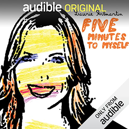 Five Minutes to Myself audiobook cover art