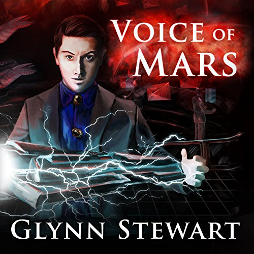 Voice of Mars audiobook cover art