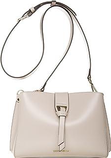 Coccinelle borsa donna a spalla in pelle colore bianco latte SB5 130101