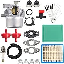 Trustsheer 799866 796707 Carburetor for Briggs & Stratton 794304 790845 799871 Engine Carb John Deere JS20 JS25 JS26 JS28 JS30 JS36 JS38 JM26 JM36 Toro Craftsman Lawn Mower Parts