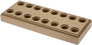 木製ペンチ立て ジュエリー製作者用ツールラック ペンチ8本用
