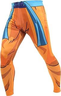 RF Men's 3D Compression Skin Tight Anime Printing Pants - Film Super-Hero Series Compression Underwear