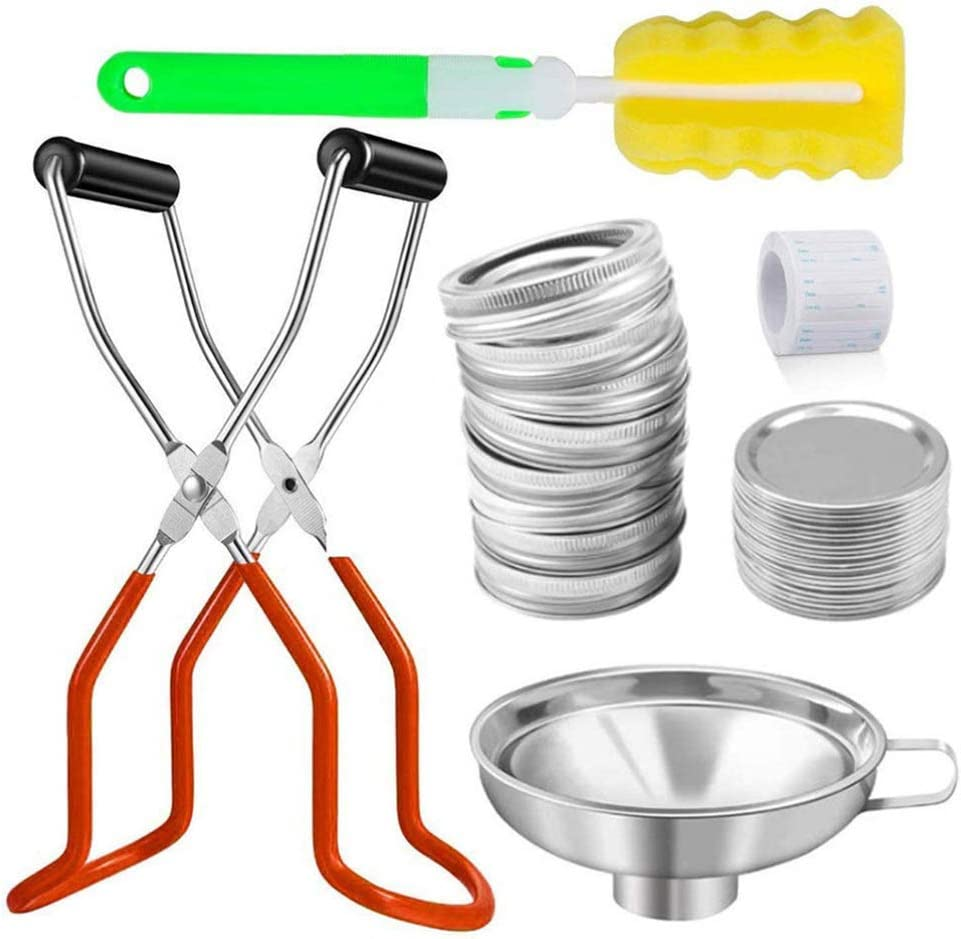 DOITOOL Home Canning Supplies Fu San Antonio Mall Starter Kit At the price of surprise