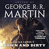 Bargain Audio Book - Wild Cards V  Down and Dirty