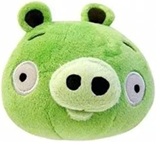Other Manufacturer Angry Birds 5-Inch Plush - Green Pig
