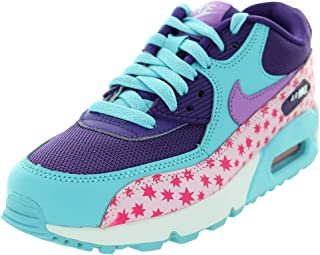 innovative design 971c6 b7f08 Nike Air Max 90 Prem Mesh Pink Fuchsia Blue 724875-600 Pink
