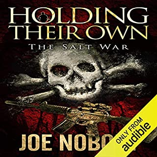 Holding Their Own audiobook cover art