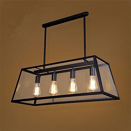 esLamparas Iluminación Colgante Billar Amazon De WQxerdEoCB